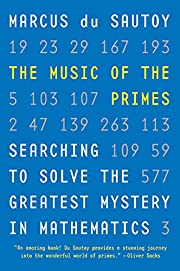 Music of the Primes, The af Marcus Du Sautoy
