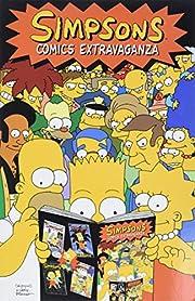 Simpsons Comics Extravaganza de Matt…