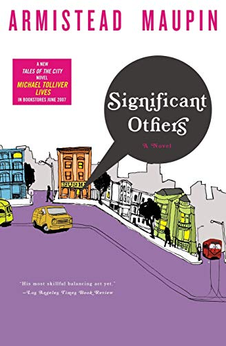 Significant Others written by Armistead Maupin