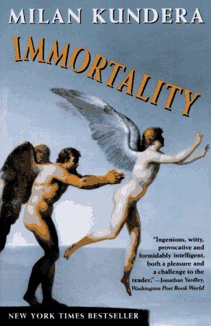 Immortality, Kundera, Milan
