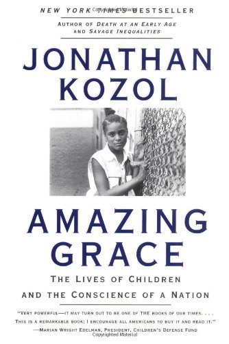 Image for Amazing Grace: The Lives of Children and the Conscience of a Nation