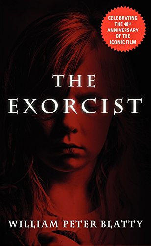 The Exorcist written by William Peter Blatty