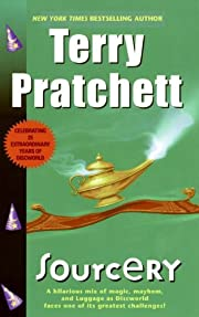 Sourcery – tekijä: Terry Pratchett