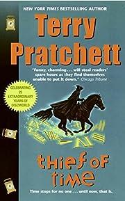 Thief of Time av Terry Pratchett