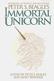 Peter S. Beagle's immortal unicorn por Peter…