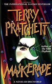 Maskerade – tekijä: Terry Pratchett