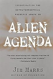 Alien Agenda por Jim Marrs