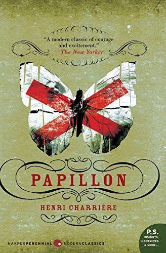 Papillon written by Henri Charriere,