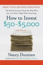 How to Invest $50-$5,000: The Small…