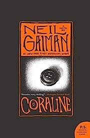 Coraline – tekijä: Neil Gaiman