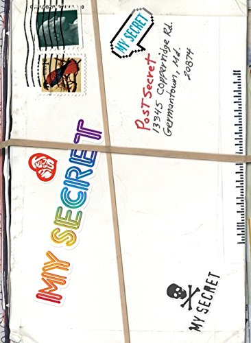 Image for My Secret: A PostSecret Book