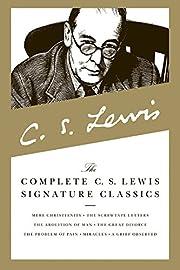 The Complete C. S. Lewis Signature Classics…