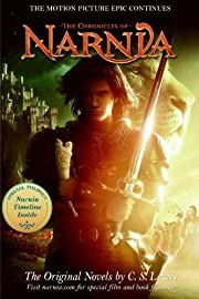 The Chronicles of Narnia (7 Volumes in 1)…