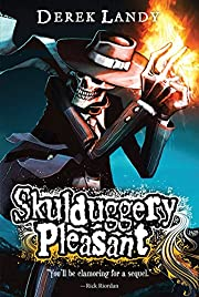 Scepter of the Ancients (Skulduggery…