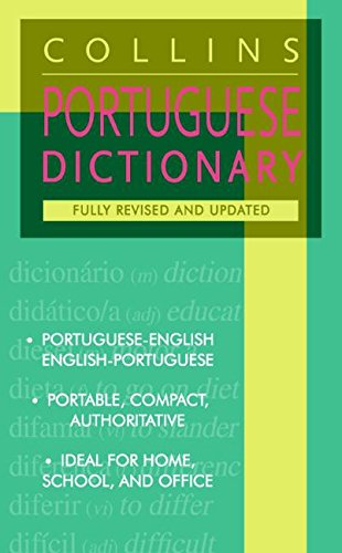 Collins Portuguese Dictionary (Collins Language), HarperCollins Publishers