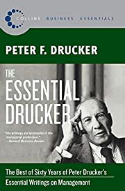 The Essential Drucker: The Best of Sixty…