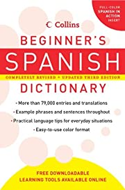Collins Beginner's Spanish Dictionary, 3rd…