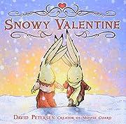 Snowy Valentine por David Petersen