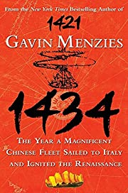 1434: The Year a Magnificent Chinese Fleet…