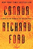 Canada (Book) written by Richard Ford