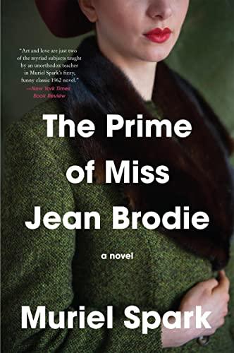 The Prime of Miss Jean Brodie, by Spark, Muriel