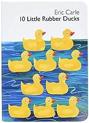 10 Little Rubber Ducks Board Book (World of…
