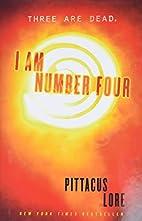 I Am Number Four (Lorien Legacies, Book 1)…