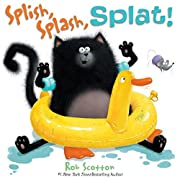 Splish, Splash, Splat! (Splat the Cat) av…