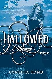 Hallowed: An Unearthly Novel – tekijä:…