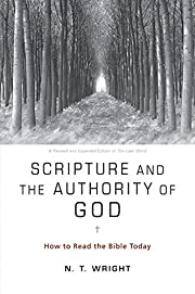 Scripture and the Authority of God: How to…