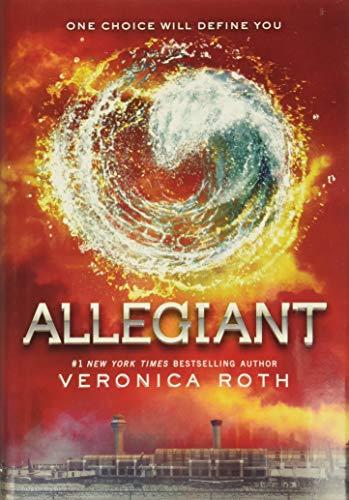 Allegiant (Divergent Series), Roth, Veronica