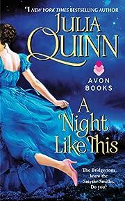 A Night Like This af Julia Quinn