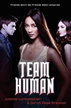 Team Human by Sarah Rees Brennan