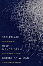Stolen Air: Selected Poems of Osip…