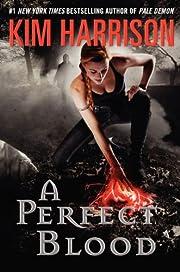A Perfect Blood (The Hollows Book 10) av Kim…