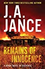 Image of the book Remains of Innocence: A Brady Novel of Suspense (Joanna Brady Mysteries) by the author