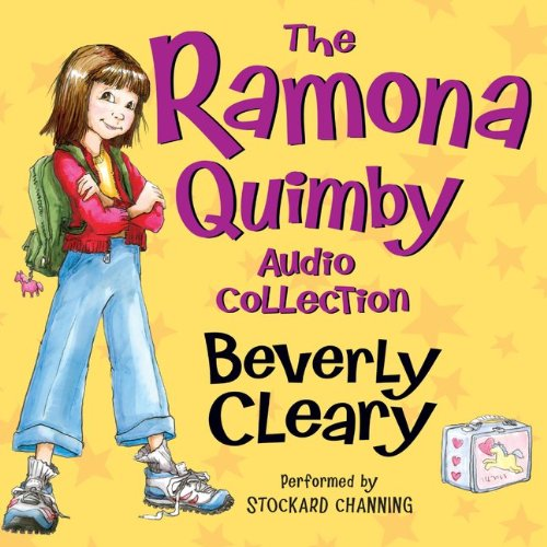 The Ramona Quimby Audio Collection by Beverly Cleary