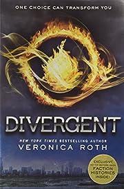 Divergent – tekijä: Veronica Roth