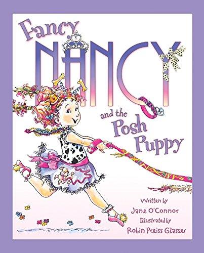 Fancy Nancy And The Posh Puppy Lexile Find A Book Metametrics Inc