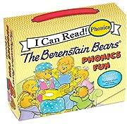 The Berenstain Bears 12-Book Phonics Fun!:…
