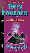 Pyramids (Discworld) by Terry Pratchett