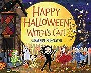 Happy Halloween, Witch's Cat! af Harriet…