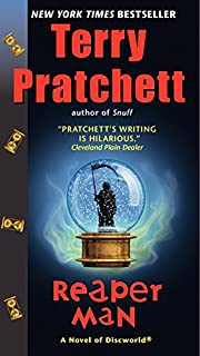 Reaper Man (Discworld) av Terry Pratchett
