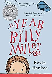 The Year of Billy Miller por Kevin Henkes
