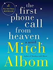 The First Phone Call from Heaven: A Novel…