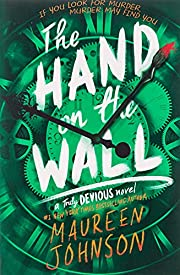 The Hand on the Wall (Truly Devious, 3) av…