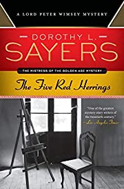 The Five Red Herrings: A Lord Peter Wimsey…