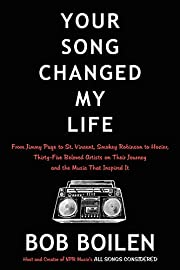 Your song changed my life : from Jimmy Page…