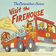 The Berenstain Bears Visit the Firehouse por…