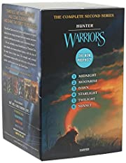 Warriors: The New Prophecy Box Set: Volumes…
